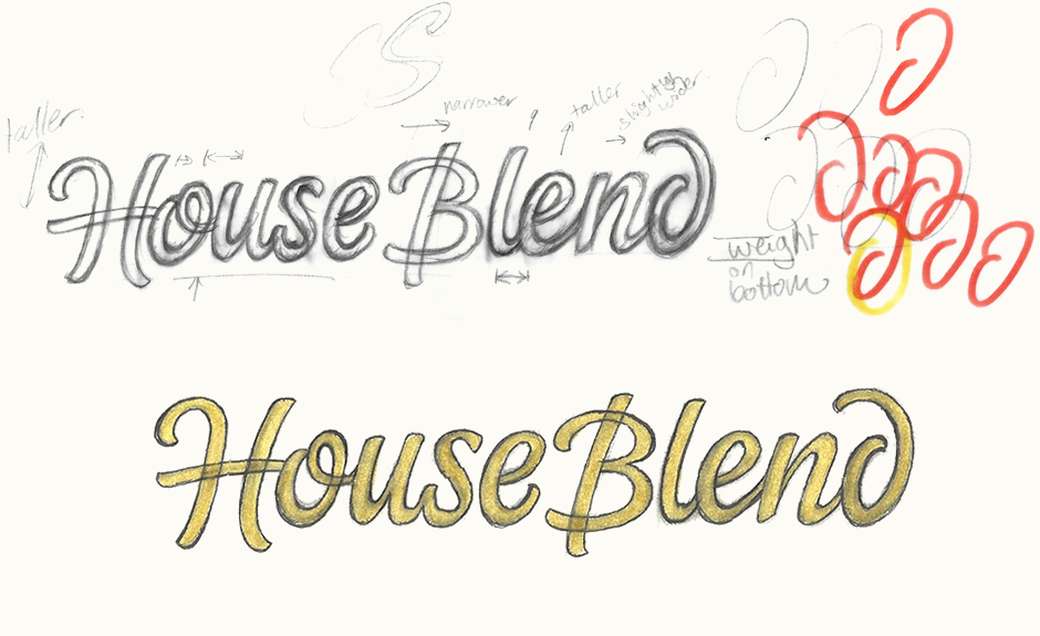 Claire Coullon // House Blend